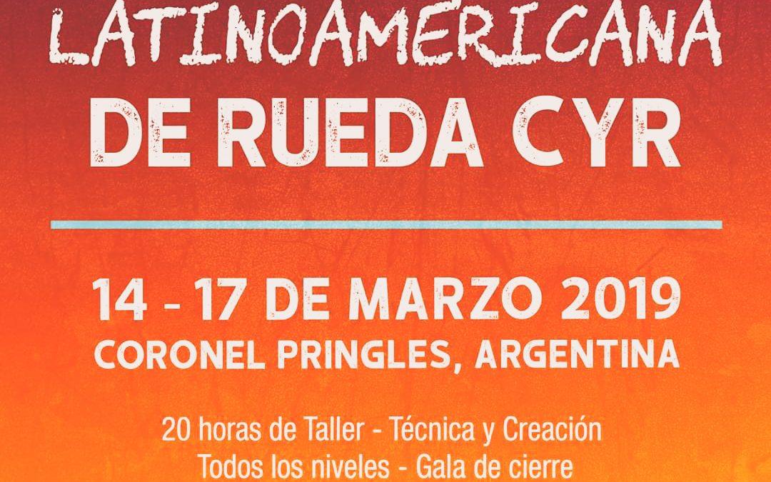 Convención Latinoamericana de Rueda CYR